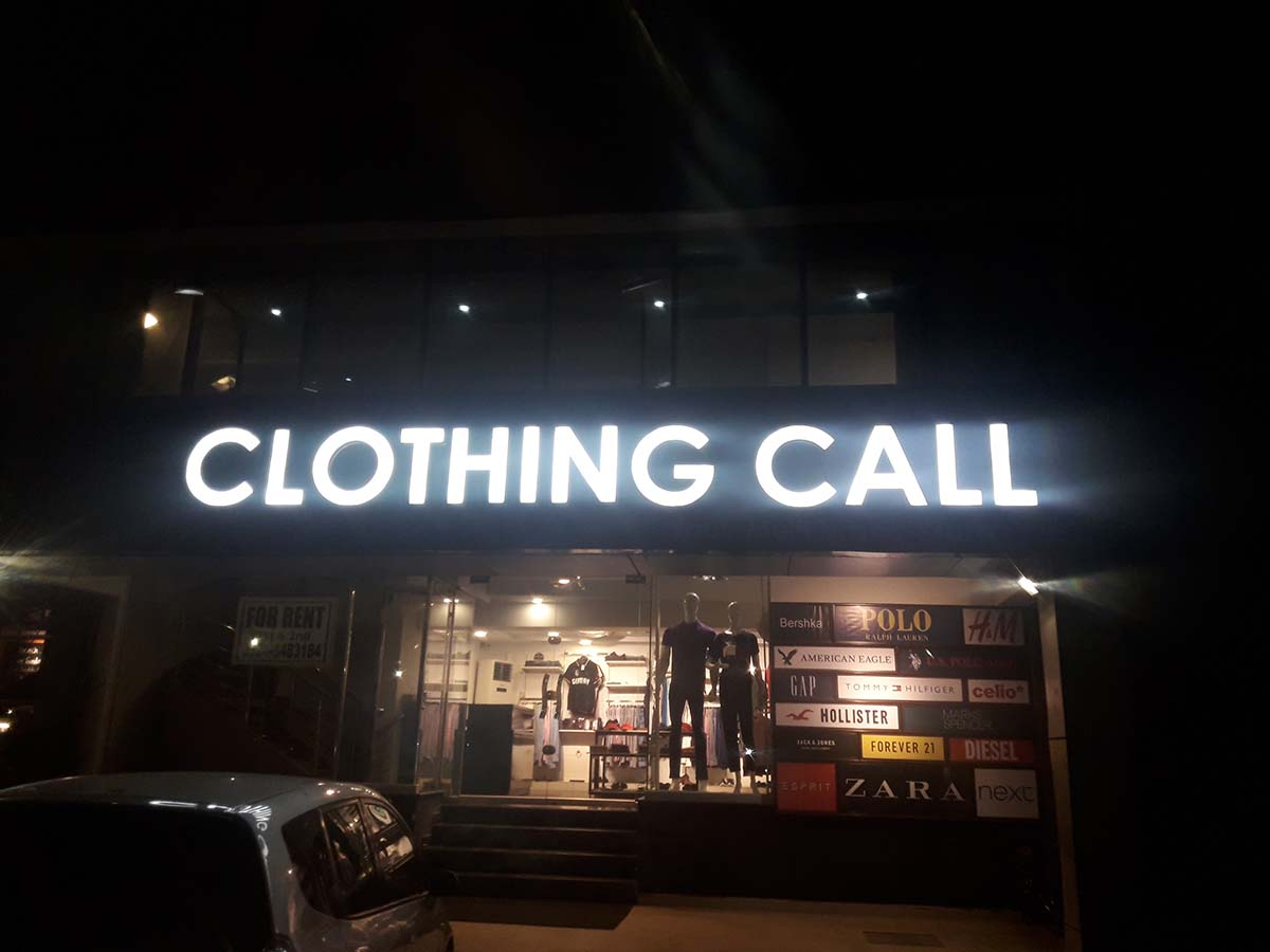 Clothing Call Lahore