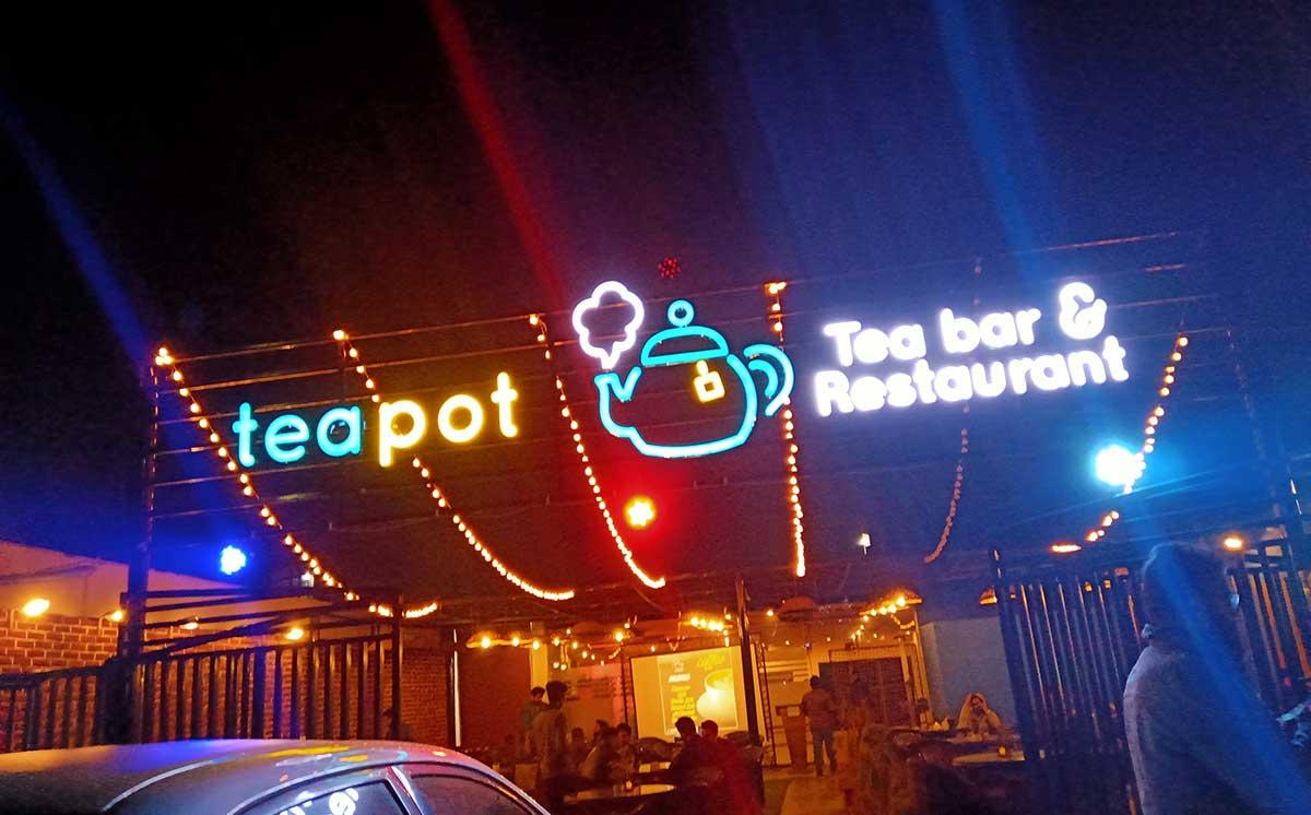 TEAPOT - Tea Bar & Resturant