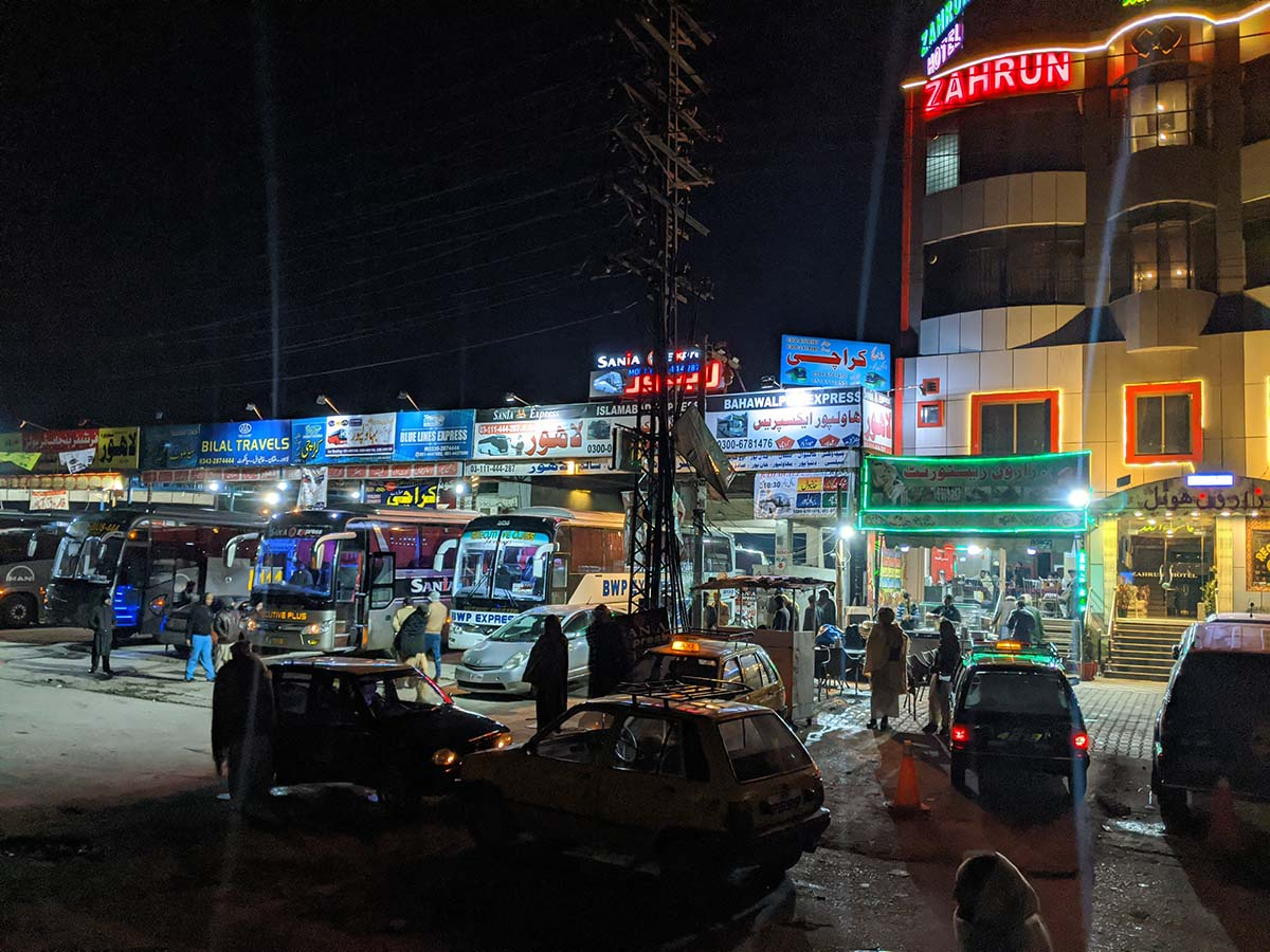 Dilawar Khan Travels