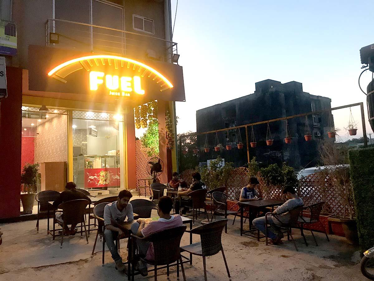 Fuel Juice Bar & Cafe
