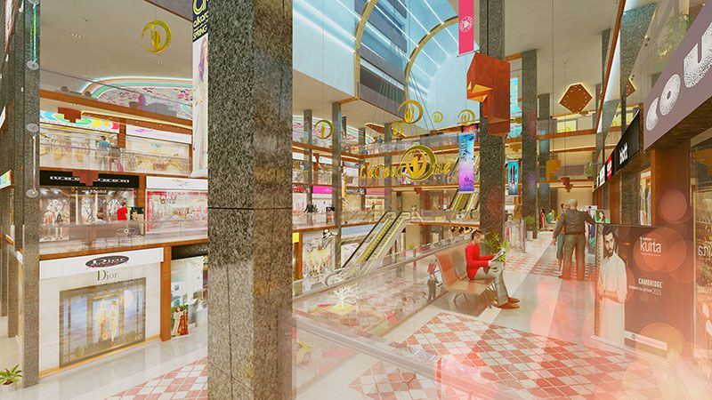 LaCasa One Mall