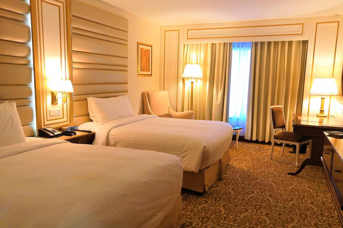 Hotel Karachi Marriott Hotel