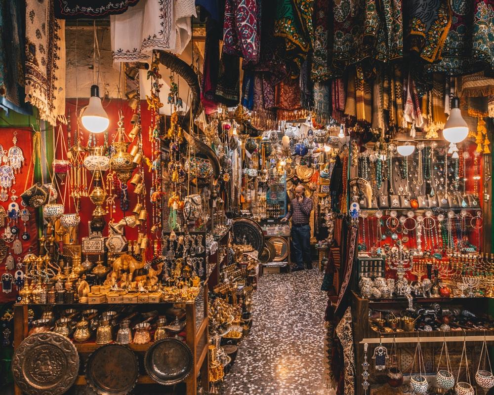 Anarkali Bazaar